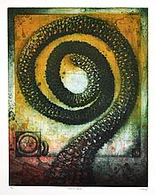 KEMPSON, Michael (b.1961) 'Banksia Spiral,' 1998.