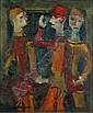 LYMBURNER, Francis (1916-1972) Three Figures -, Francis Lymburner, Click for value