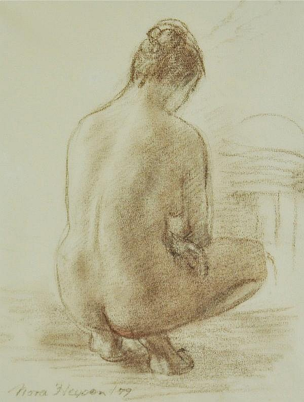 HEYSEN, Nora (1911-2003)