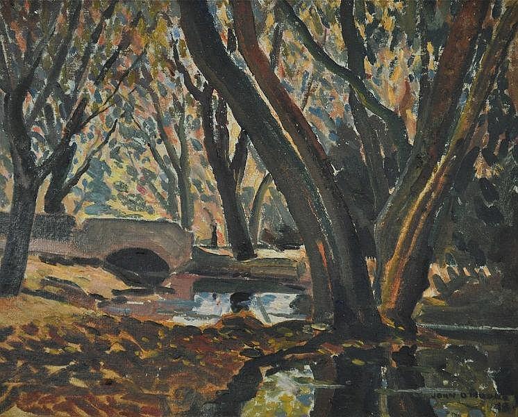 MOORE, John D (1888-1958)
