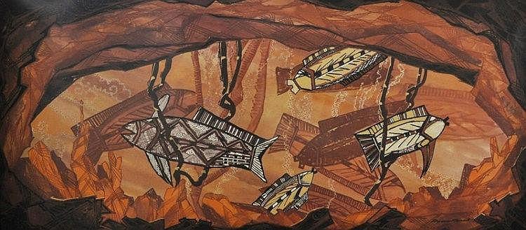 MANSELL, Byram (1899-1977)
