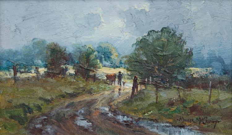 McCARTHY, Michael (b.1940)