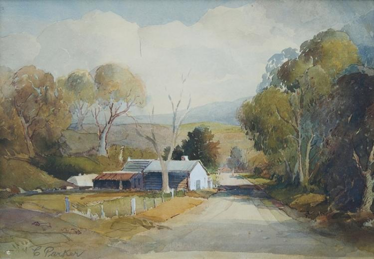PARKER, Colin (b.1941)