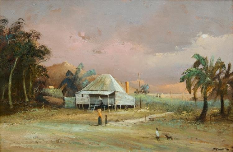 CULLEN, Stewart McKenzie (b.1949)