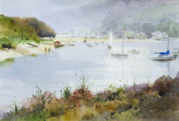 WAITE, Allan (b.1924)