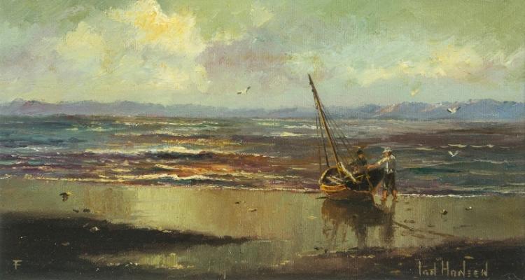 HANSEN, Ian (b.1948)