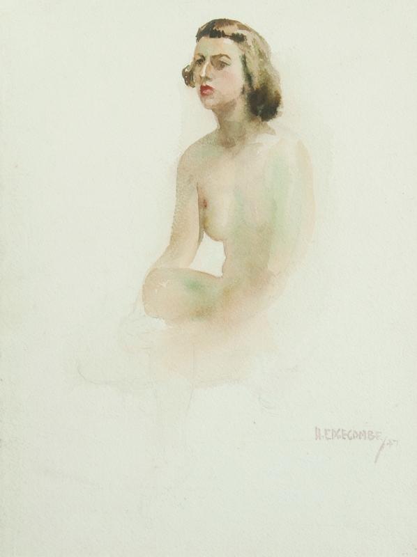 EDGECOMBE, Henry (1881-1954)