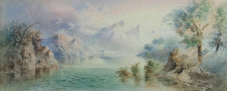 RAWORTH, William Henry (New Zealand 1820-1905)