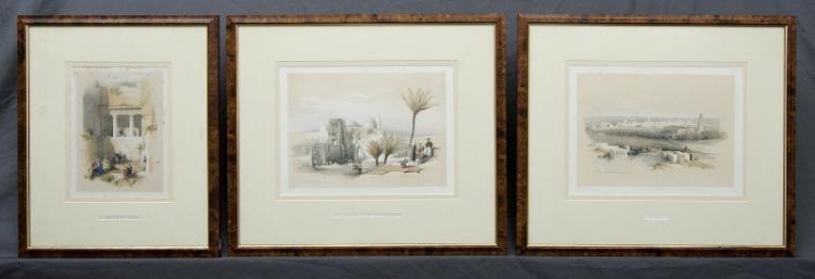 ROBERTS, David (British 1796-1864)(3)
