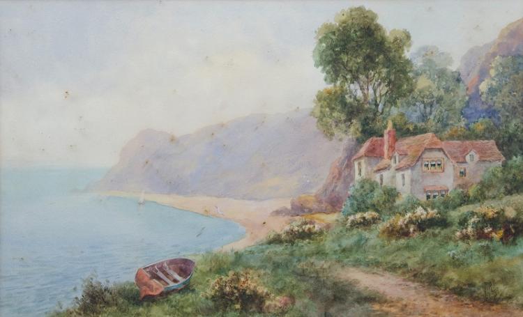 PARR, Frederick (British School)