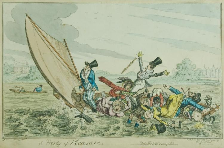 CRUIKSHANK, George (British 1792-1878)
