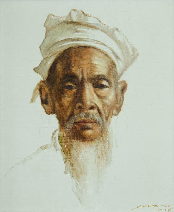 PAO, Sen (Balinese b.1949)