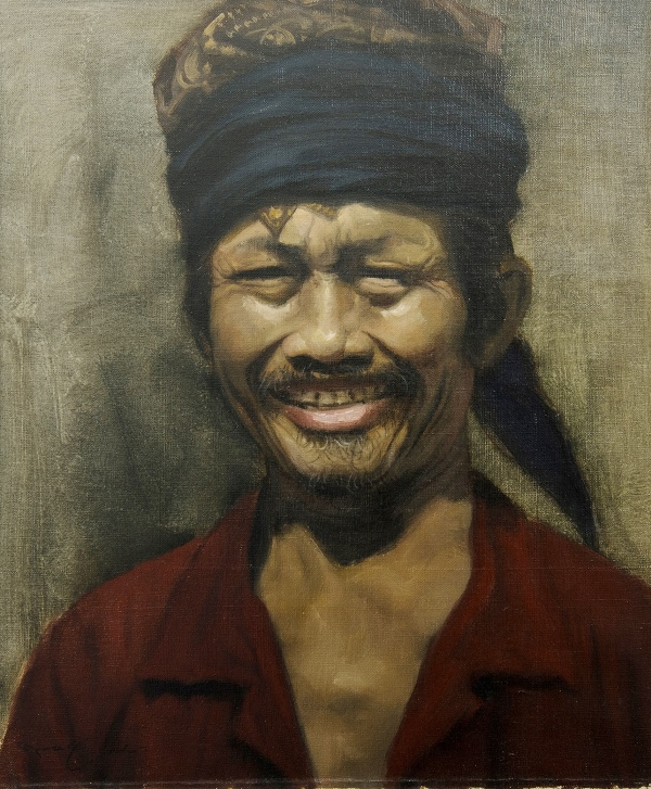 DULLAH (Indonesian1919-1996)