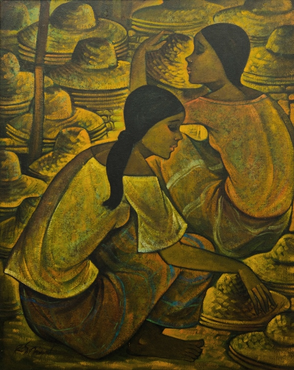 SAN MIGUEL, Roger (Philippines b.1941)