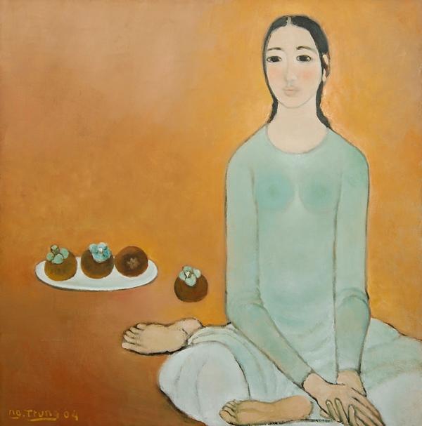 TRUNG, Nguyen (Vietnamese b.1940)