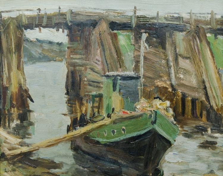 Attrib LIU, Haisu (Chinese 1896-1994)