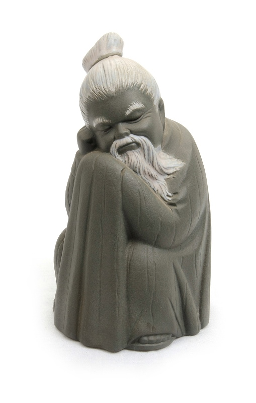 Lladro Chinese Sage Figure.  Stamped to base and 'DAISA 1982.'