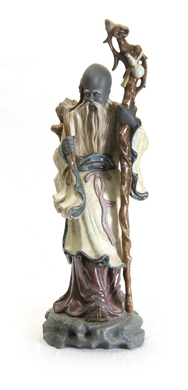 Lladro Sage Figure.  Stamped to base & 'DAISA 1978.'