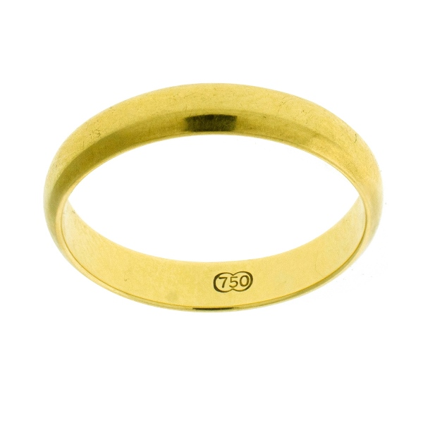9ct+ Yellow Gold Wedder