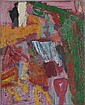 CUMMINGS, Elisabeth (b.1934) 'Untitled,' 2008. Oil, Elisabeth Cummings, Click for value