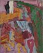 CUMMINGS, Elisabeth (b.1934) 'Untitled,' 2008. Oil, Elisabeth Cummings, Click for value