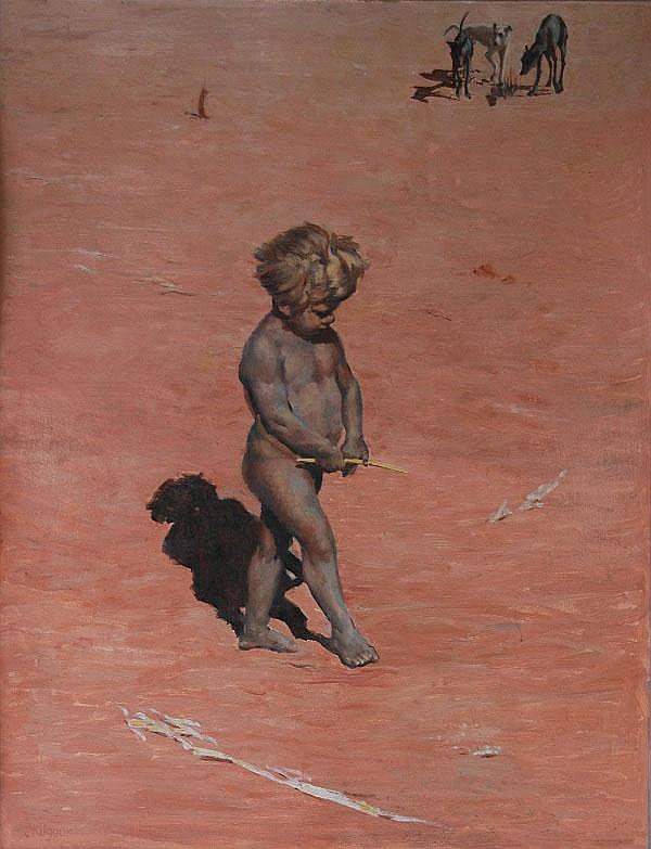 KILGOUR, Jack Noel (1900-1987) 'Destination