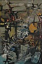 GLEGHORN, Thomas (b.1925) 'Lightning Ridge,' 1960., Tom Gleghorn, Click for value