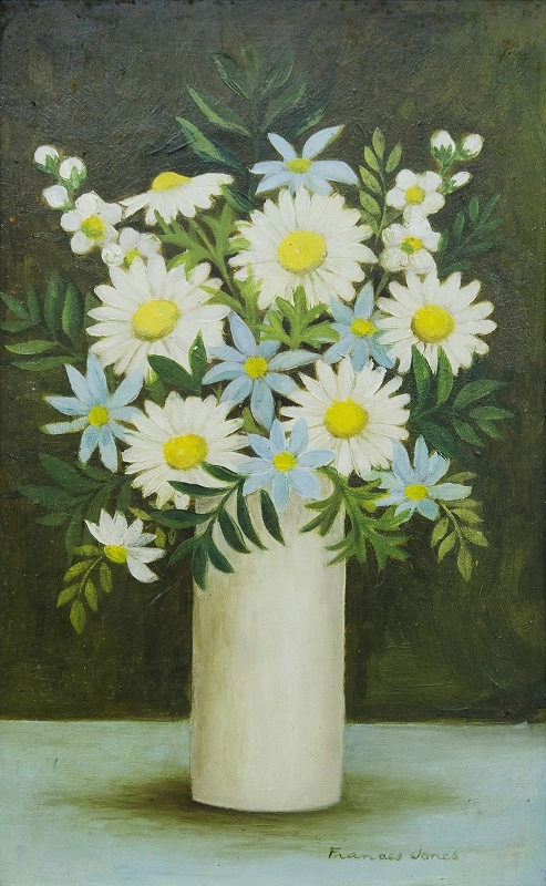 JONES, Frances (1923-1999) Still Life