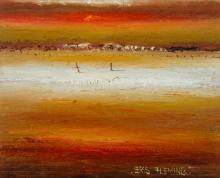 FLEMING Eris (b.1943), 'Gol-Gol,' NSW, ,