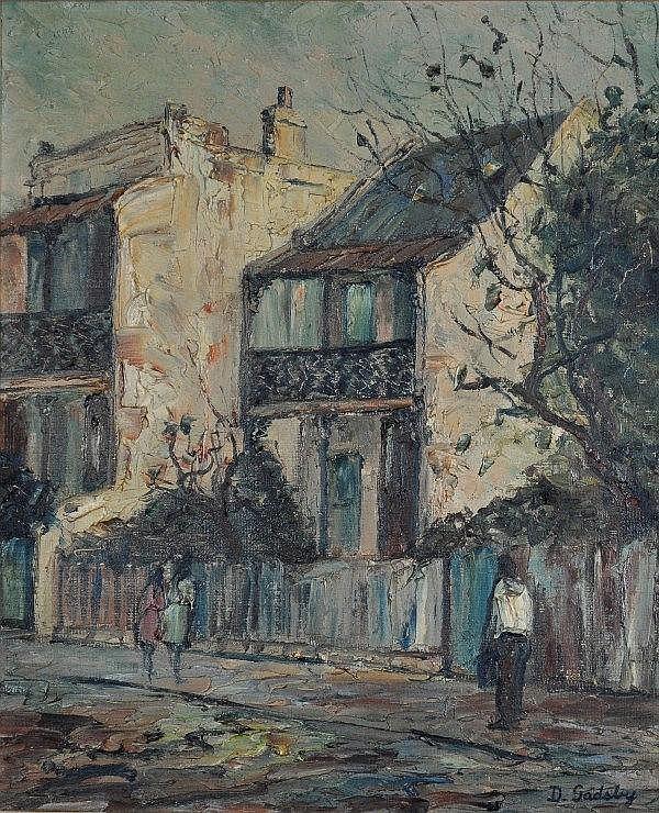 GADSBY, Doreen (b.1926)