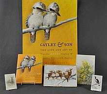 BOOK, 'Cayley & Son,' by Penny Olsen. Pub.