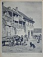 LINDSAY, Lionel (1874-1961) 'The Bourke Hotel'