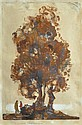 HEFFERNAN, Edward (1912-1992) Figures under a Tree