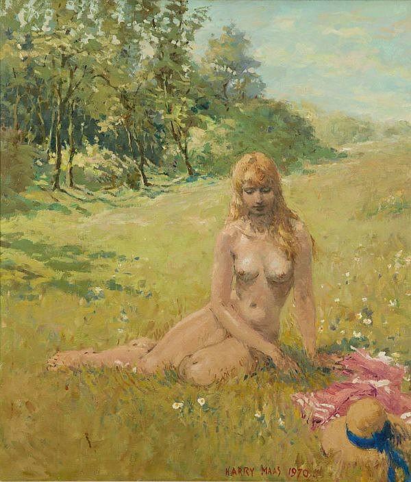 Dutch nude art