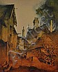 MCMILLAN, Alex (1910-1987). 'Balmain Houses' Mixed, Alex McMillan, Click for value