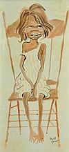 DURACK, Elizabeth (1915-2000) Aboriginal Girl