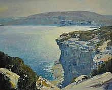 GRIEVE, Alan (1910-70) 'Late Afternoon, Port