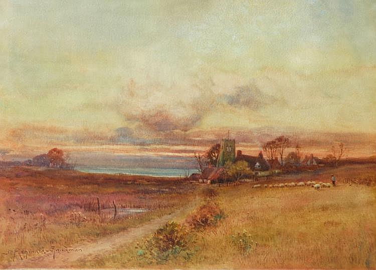 GOODMAN, John Reginald (1878-?) British Rural