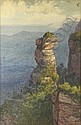 LISTER, William Lister (1859-1943) Solitaire Rock,, William Lister Lister, Click for value