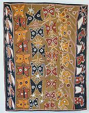 MARABINJA 'Bunba (Butterflies)' Artist from