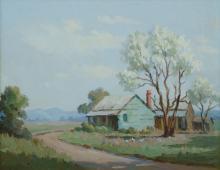 LANGKER, Erik (1898-1982) - 'Spring Blossom'