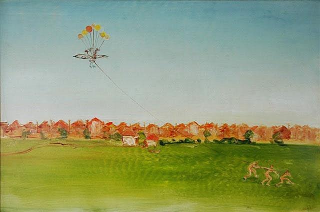 DELPRAT, Paul (b.1942)