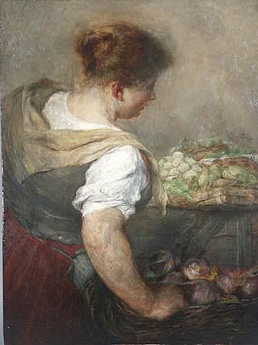 Edmund Harburger (Eichstätt 1846-1906 München)