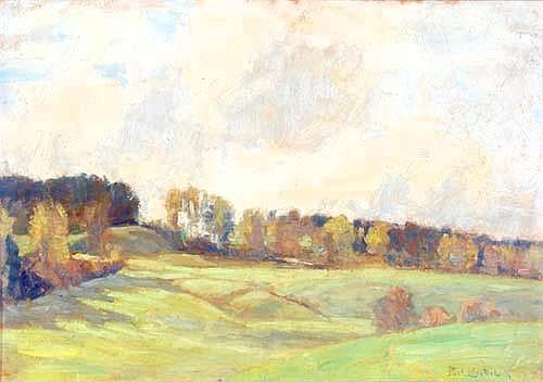 Paul Eduard Crodel (Kottbus 1862-1928 Dietramszell