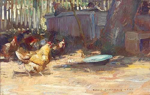 Rudolf Schramm-Zittau (Zittau 1874-1950