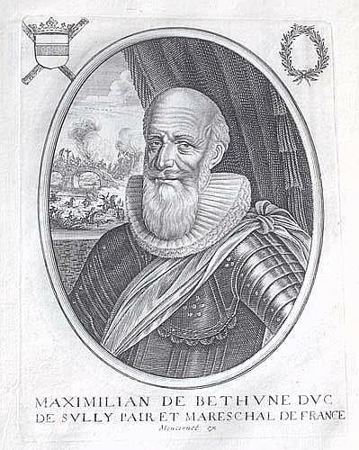 Buch mit Porträtsammlung, 17. Jh Recueil de