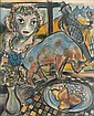 Arthur Kossow (1911-1959) Stilleben mit, Arthur Kossow, Click for value