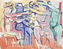 Jean Schuler (St. Ingbert 1912-1984 Paris) Akte