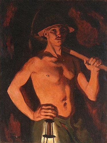 Nandor Viday Brenner (* Budapest 1903) Bergmann