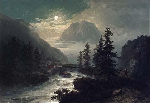 Arnold Albert Jenny (Langenbruck 1831-1881 Schloss